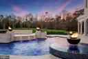 6,000 sqft of Outdoor Living Space - 300 RIVER BEND RD, GREAT FALLS