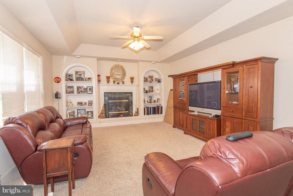 Living Room - 15001 RUMSON PL, MANASSAS