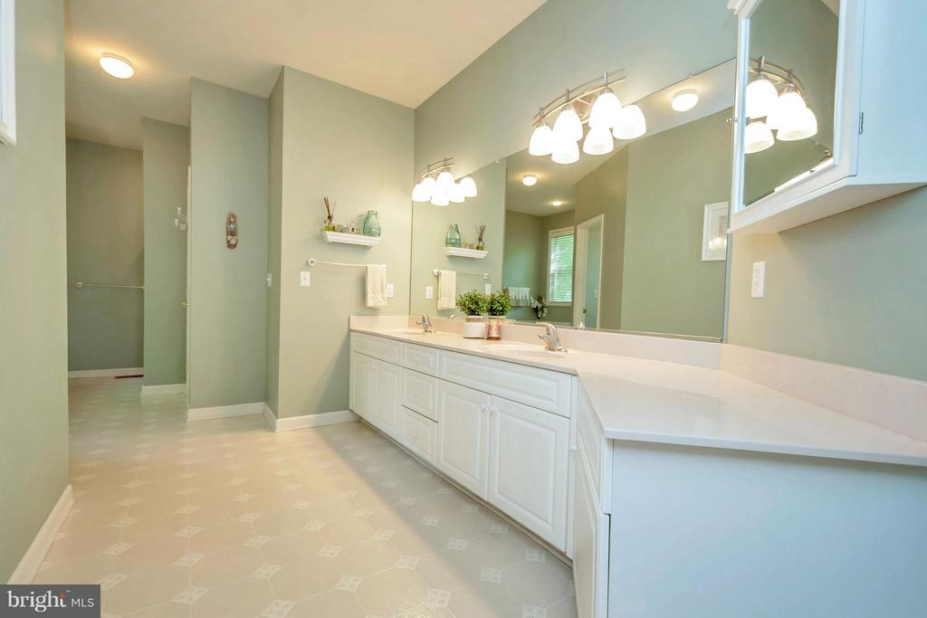 Luxurious master bath ~ - 100 TYLER TRL, LOCUST GROVE