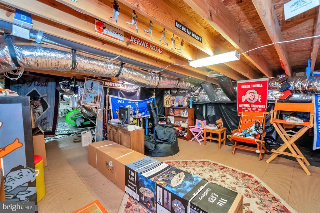 English basement to utilize as you wish - 100 TYLER TRL, LOCUST GROVE
