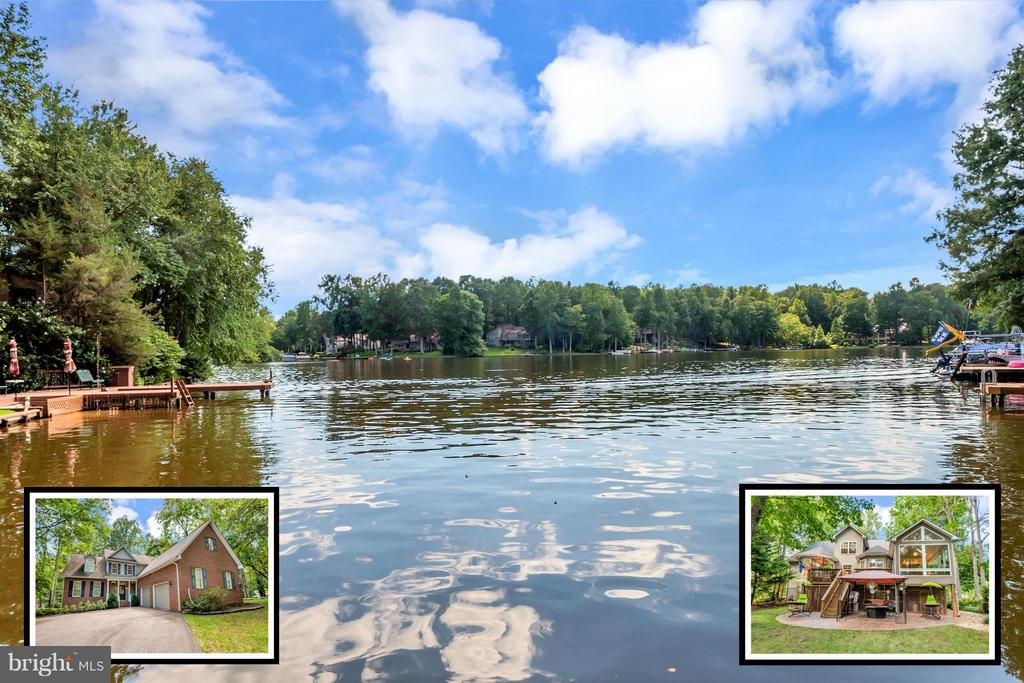 100 Tyler Trail! What a fantastic waterfront home! - 100 TYLER TRL, LOCUST GROVE