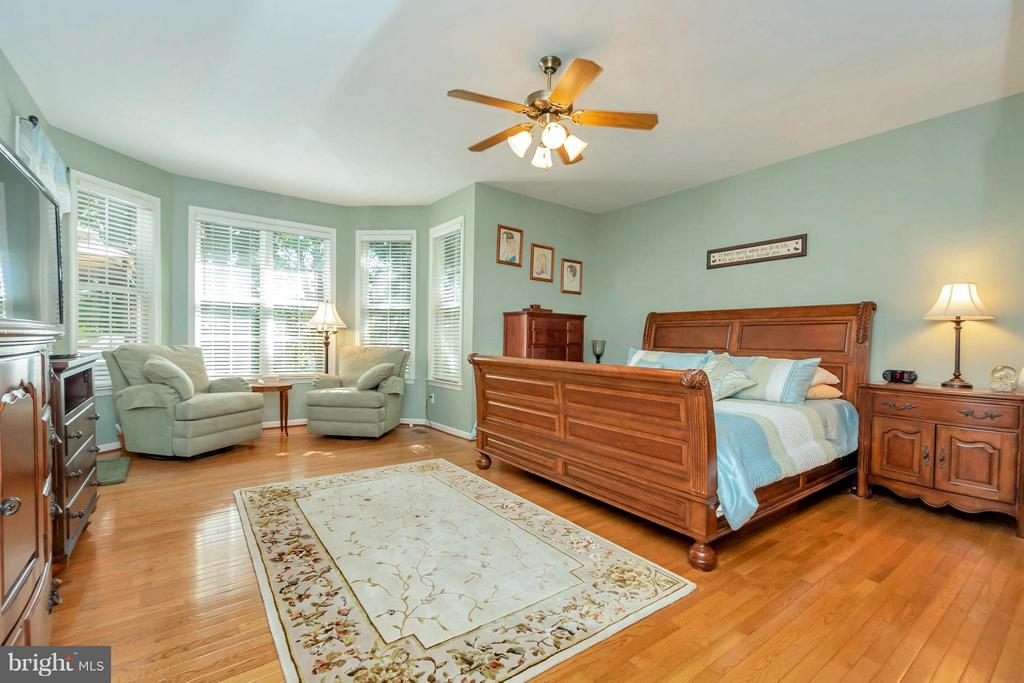 Master with ample space and light - 100 TYLER TRL, LOCUST GROVE