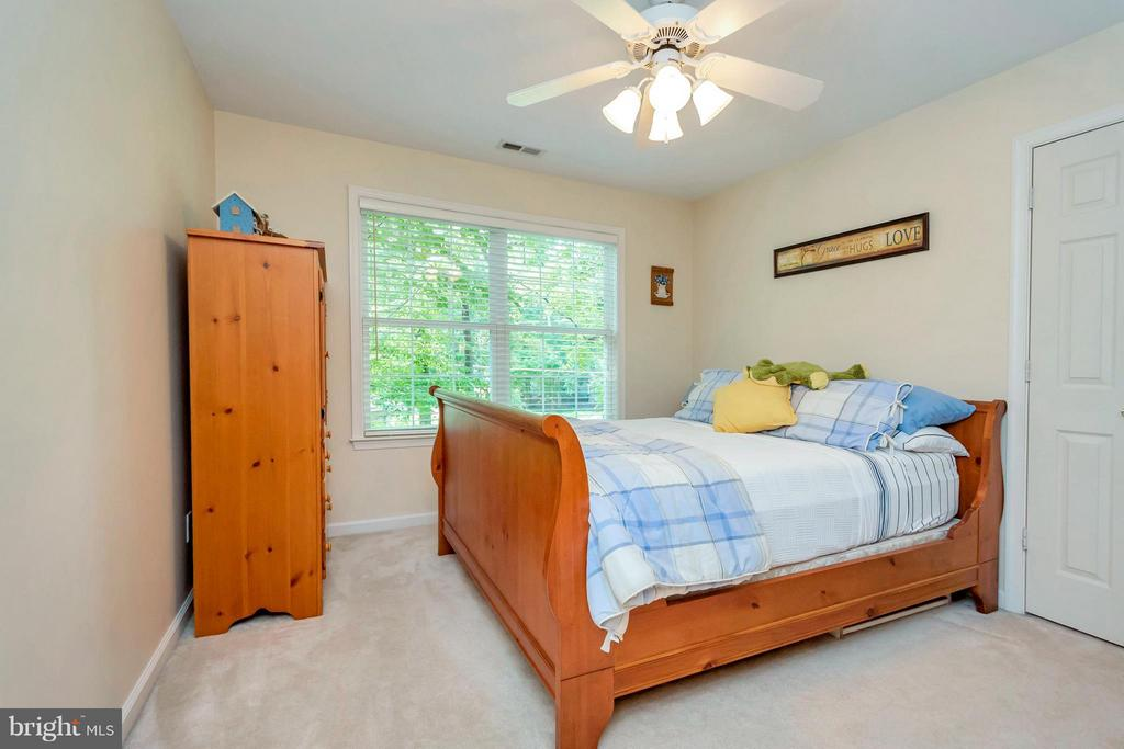 Great bedroom for the kids or guests - 100 TYLER TRL, LOCUST GROVE