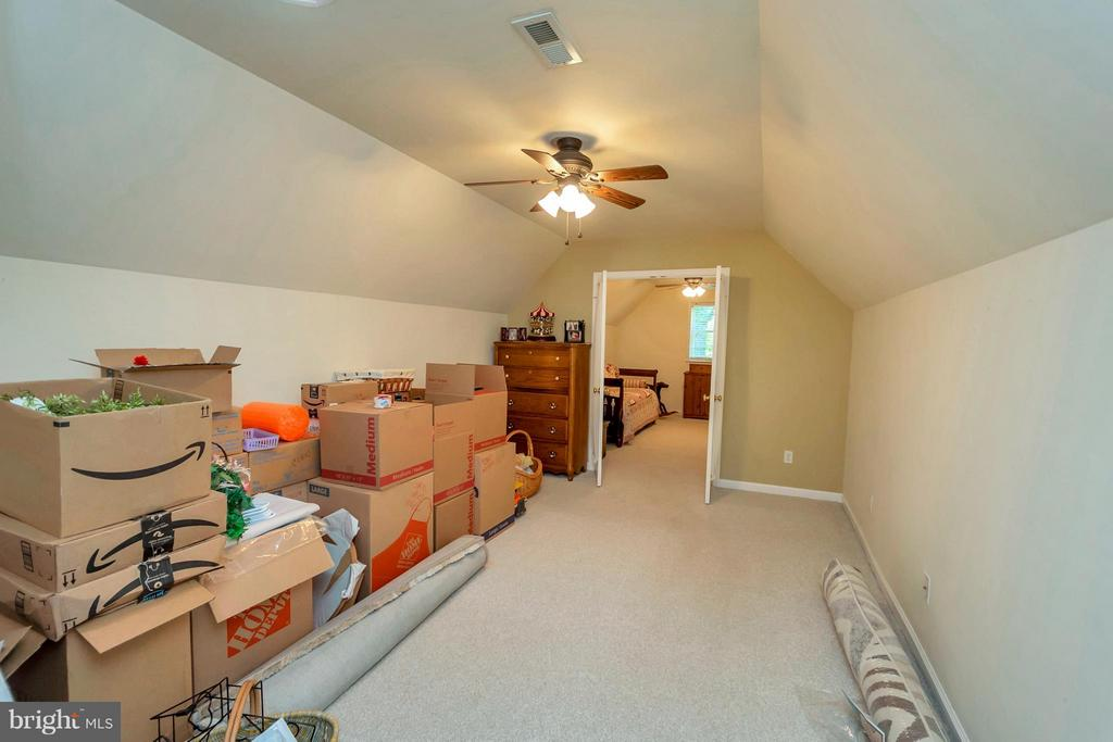 Bedroom, additional storage, exercise room... - 100 TYLER TRL, LOCUST GROVE