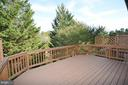 Large Composite Deck - 833 TALL OAKS SQ SE, LEESBURG