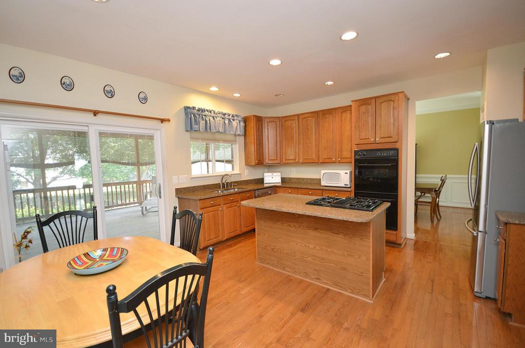 Open Kitchen - 20532 DEERWATCH PL, ASHBURN