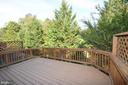 View Backing to Woods - 833 TALL OAKS SQ SE, LEESBURG