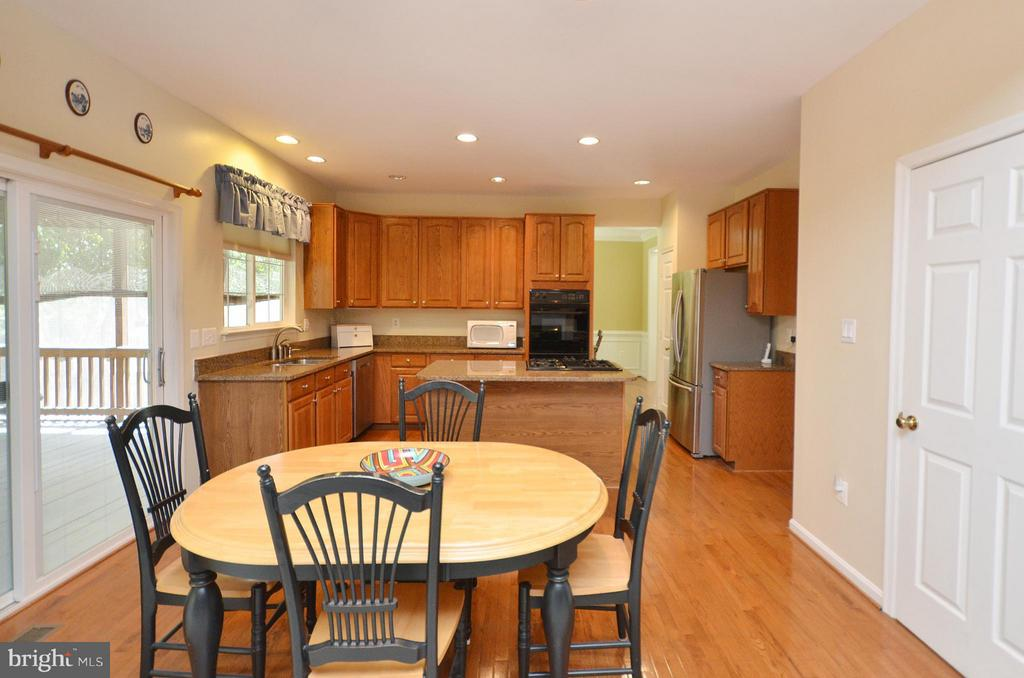 Great Kitchen with Breakfast Room - 20532 DEERWATCH PL, ASHBURN