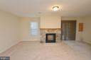 Walkout Level Basement - 833 TALL OAKS SQ SE, LEESBURG