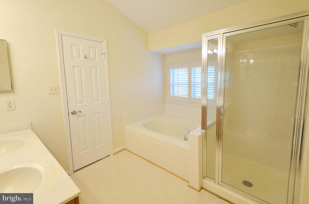 Master Bathroom - 833 TALL OAKS SQ SE, LEESBURG