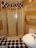 Basement Bath - 5403 OBRYANT CT, FREDERICKSBURG