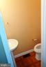 Main Level Powder Room - 5403 OBRYANT CT, FREDERICKSBURG