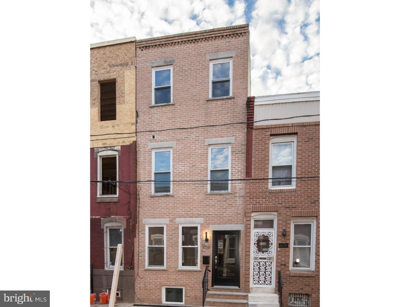 Photo of home for sale at 1156 Dorrance Street, Philadelphia PA