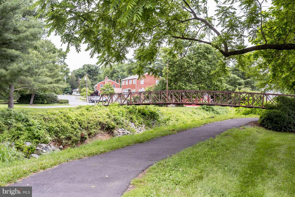 Walking and Bike Trails - 265 HIGH RAIL TER SE, LEESBURG