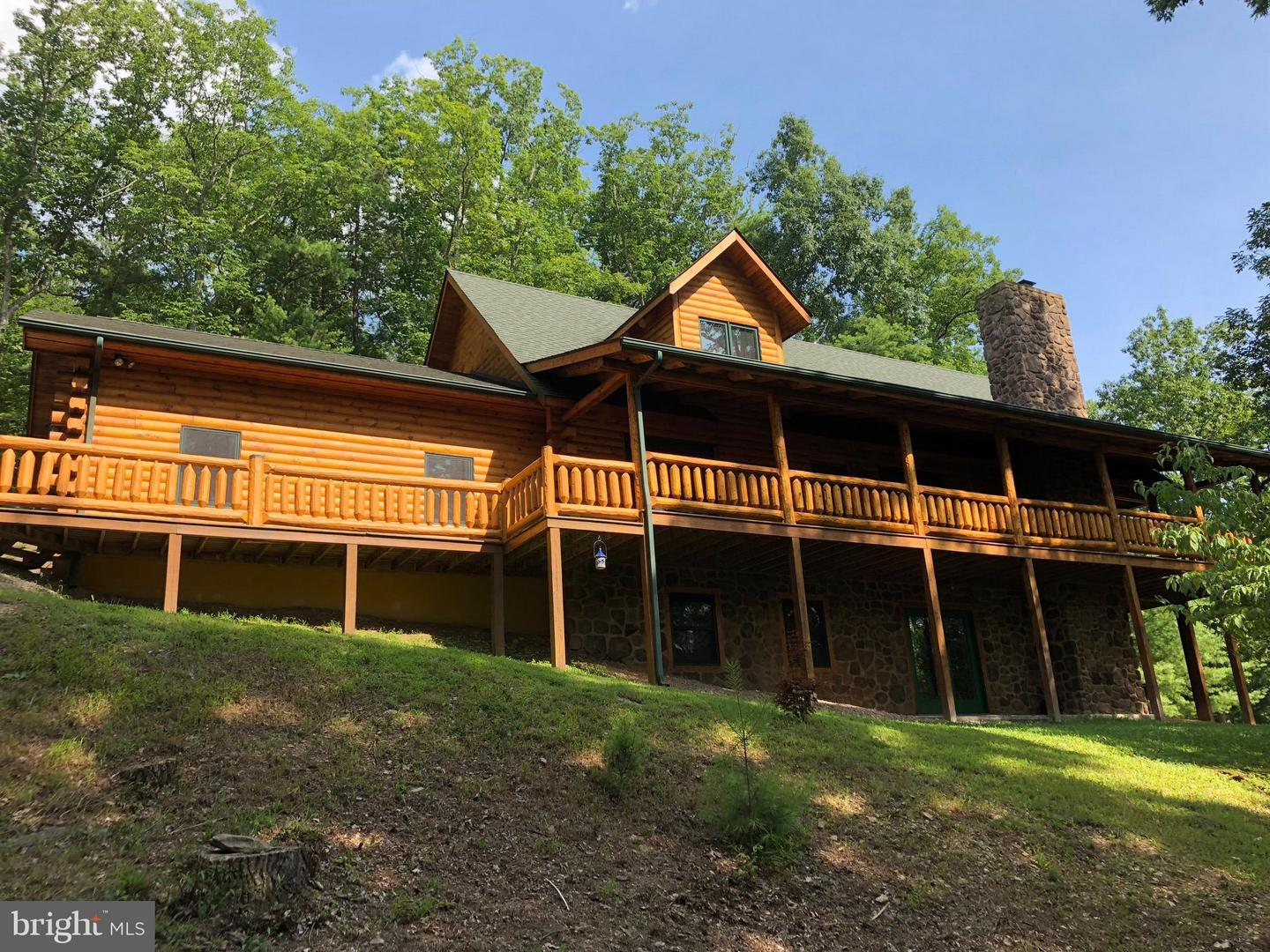 Single Family for Sale at 341 Cubby Hole Ln Berkeley Springs, West Virginia 25411 United States