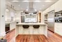 Kitchen - 506 A ST SE, WASHINGTON