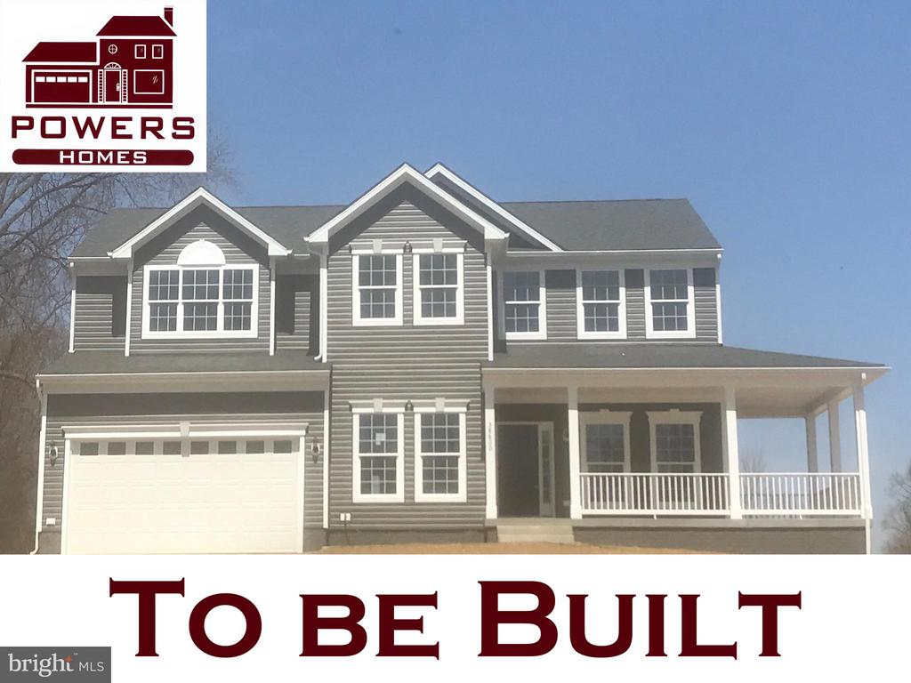 To be built Jackson Model by Powers Homes - 1 JACOBS HILL COURT, LEESBURG