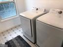 Convenient upper level laundry room - 70 OWL AVE, MARTINSBURG