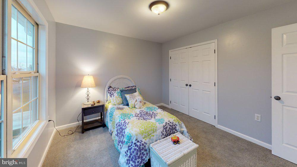 Nicely sized bedrooms with new carpet - 70 OWL AVE, MARTINSBURG