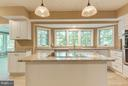 Beautiful view out the Kitchen windows! - 15902 DOLPHIN DR, DUMFRIES