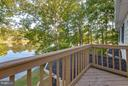 Million dollar view!! off Master BDRM! - 15902 DOLPHIN DR, DUMFRIES