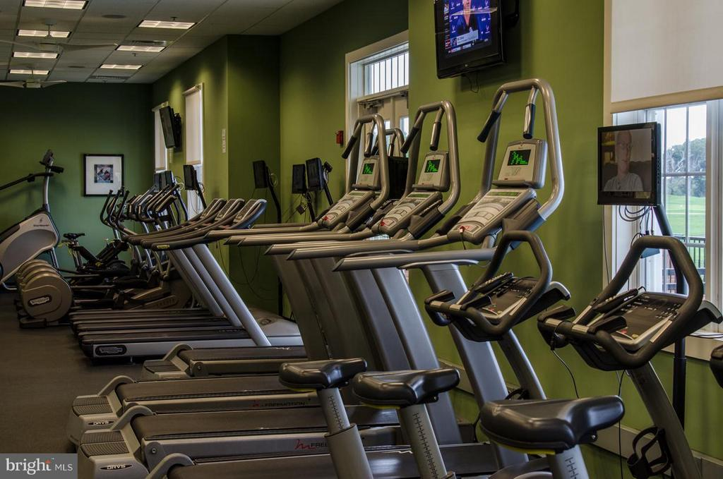 Community Exercise Room - 4419 DODDS MILL DR, HAYMARKET
