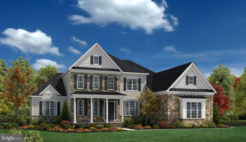 Photo of home for sale at 15525 Chillmark Court, Haymarket VA