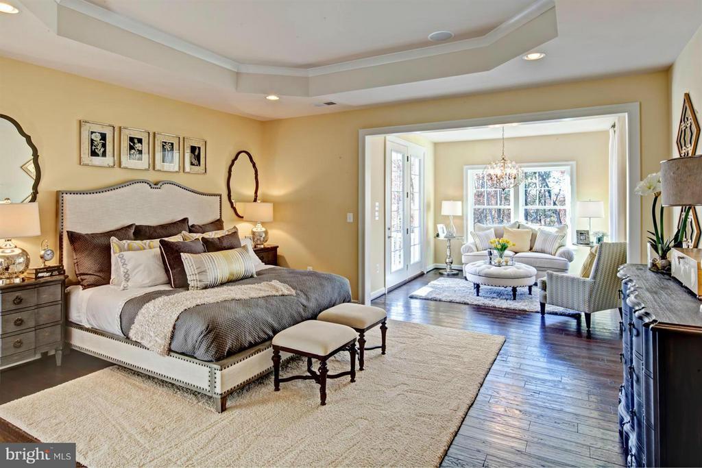 Bedroom (Master) - 0 DAHLIA MANOR PL, ALDIE