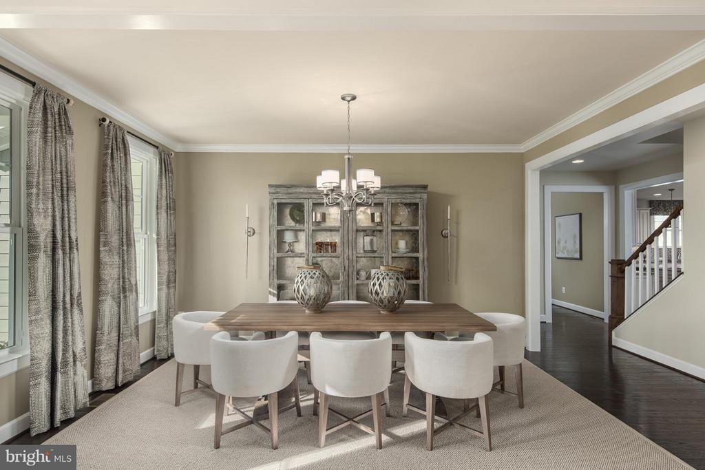Dining Room - 0 FLORINA CT, ALDIE