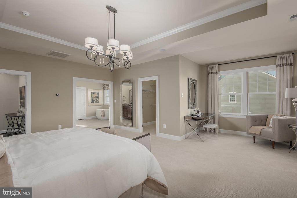 Bedroom (Master) - 0 FLORINA CT, ALDIE