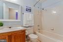 Full Bath - 3810 MARQUIS PL, WOODBRIDGE