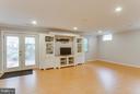 Basement Rec Room - 3810 MARQUIS PL, WOODBRIDGE