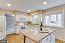 Kitchen - 3810 MARQUIS PL, WOODBRIDGE