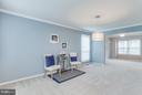 Living Room - 3810 MARQUIS PL, WOODBRIDGE