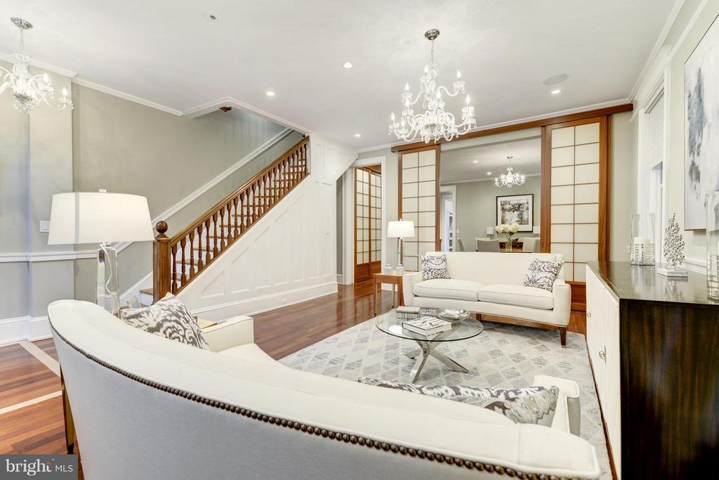 Entryway/Sitting Room - 506 A ST SE, WASHINGTON