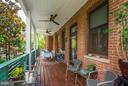 Large deck off Living Room - 506 A ST SE, WASHINGTON