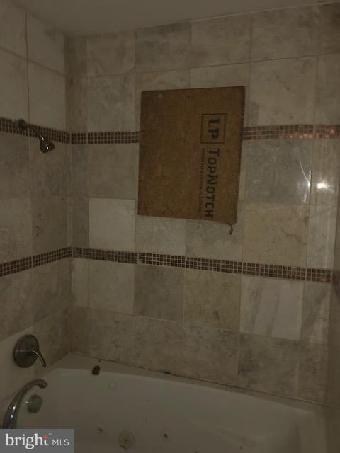 BATH ROOM - 123 PEABODY ST NW, WASHINGTON