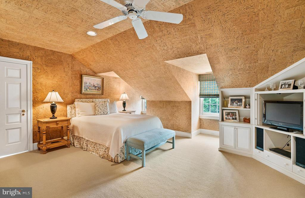 The Cork Bedroom, 4th of 6 total BR's - 33542 NEWSTEAD LN, UPPERVILLE