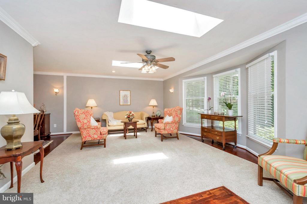 Family Room - 110 SILVER SPRING DR, LOCUST GROVE