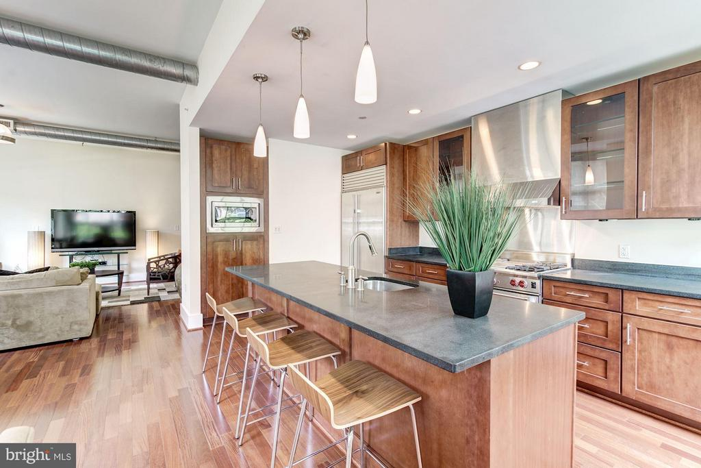 Kitchen - 1600 CLARENDON BLVD #W108, ARLINGTON