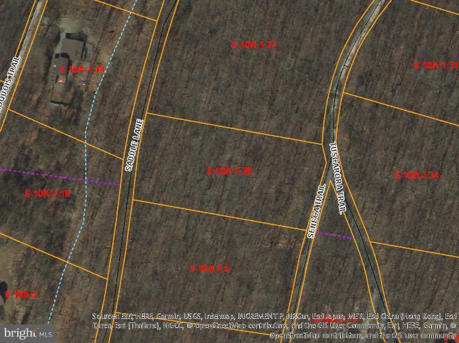 Land for Sale at Tuscarora Berkeley Springs, West Virginia 25411 United States