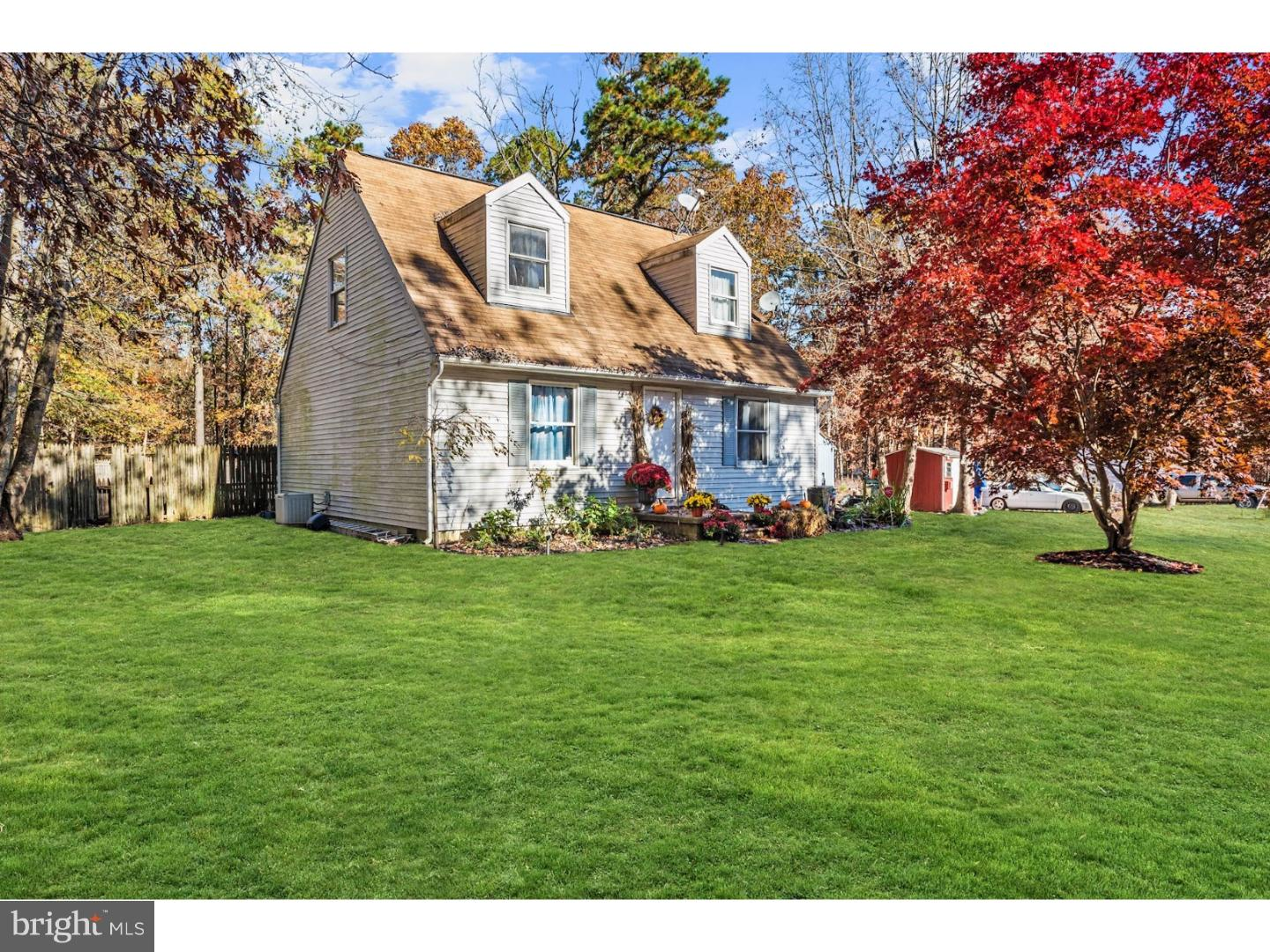Single Family Home for Sale at 1751 MCCALL Avenue Mays Landing, New Jersey 08330 United StatesMunicipality: Hamilton Township