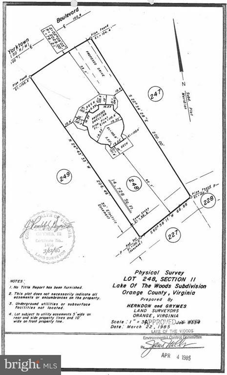 Plat - 127 YORKTOWN BLVD, LOCUST GROVE