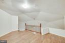 Loft for office, study, or home gym! - 127 YORKTOWN BLVD, LOCUST GROVE