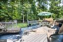 Rear Deck - 130 LAND OR DR, RUTHER GLEN