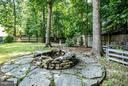 private fire pit - 130 LAND OR DR, RUTHER GLEN