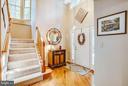Foyer Entrance - 12647 BELLEFLOWER LN, FREDERICKSBURG