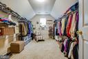 Master Bedroom Closet - 130 LAND OR DR, RUTHER GLEN
