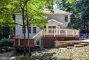 Extensive Outdoor Decking and Landscaping - 12647 BELLEFLOWER LN, FREDERICKSBURG