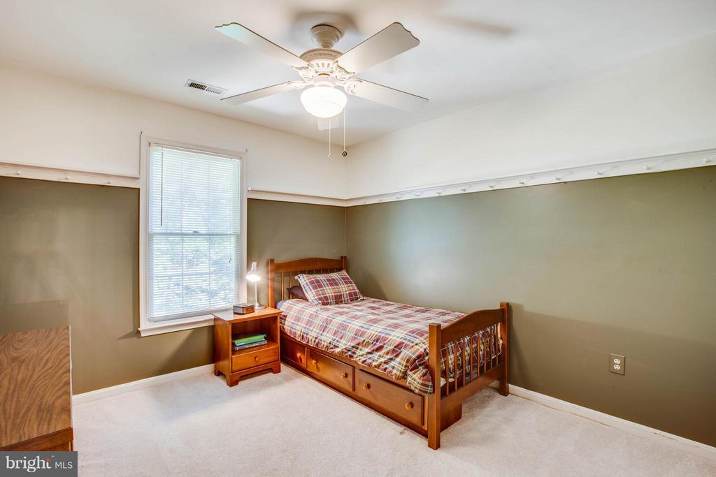 Bedroom 4 - 12647 BELLEFLOWER LN, FREDERICKSBURG